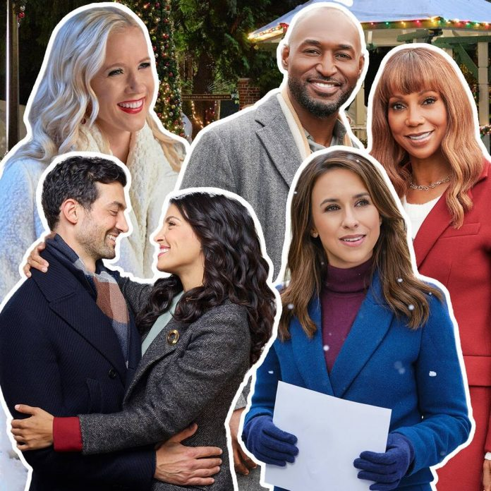 We Ranked All of Hallmark Channel's 2020 Christmas Movies So Far - E! Online