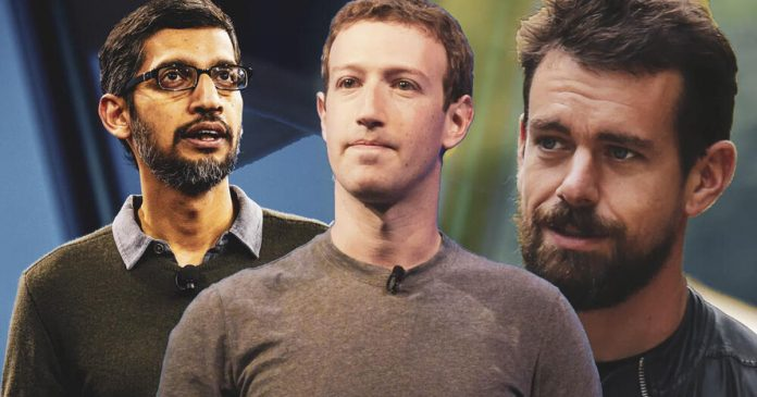 Zuckerberg, Dorsey and Pichai face off with Congress over Section 230, free speech