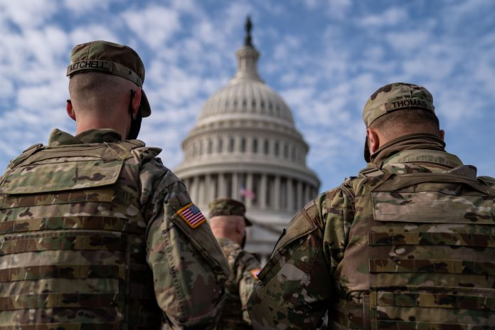 2 Guard members removed from Biden inauguration