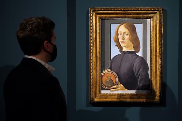 A rare Botticelli portrait could fetch $80 million in Sotheby's auction