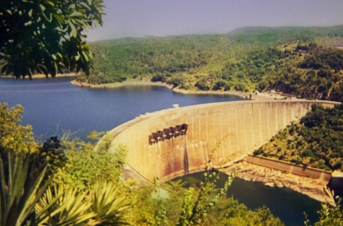 Kariba Dam Zambezi River