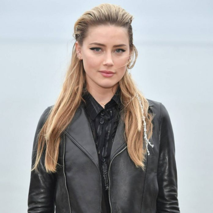 Amber Heard Addresses Claim She Didn't Donate Johnny Depp Settlement - E! Online