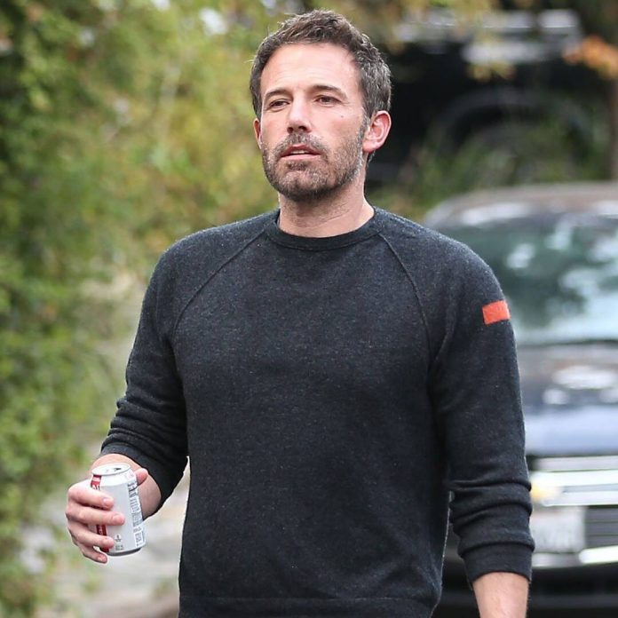 Ben Affleck Trying to Juggle His Dunkin' Order Is 2020 in a Nutshell - E! Online