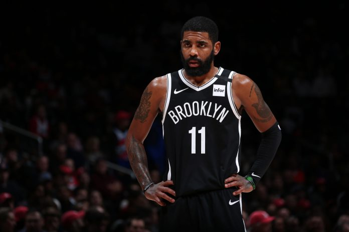 Brooklyn Nets star Kyrie Irving fined for violating NBA Covid-19 rules