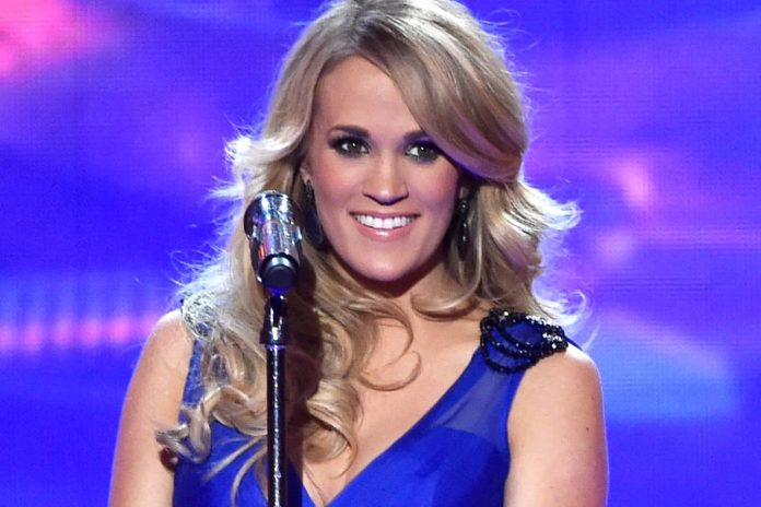 Carrie Underwood signs equity deal with sports drink maker Bodyarmor