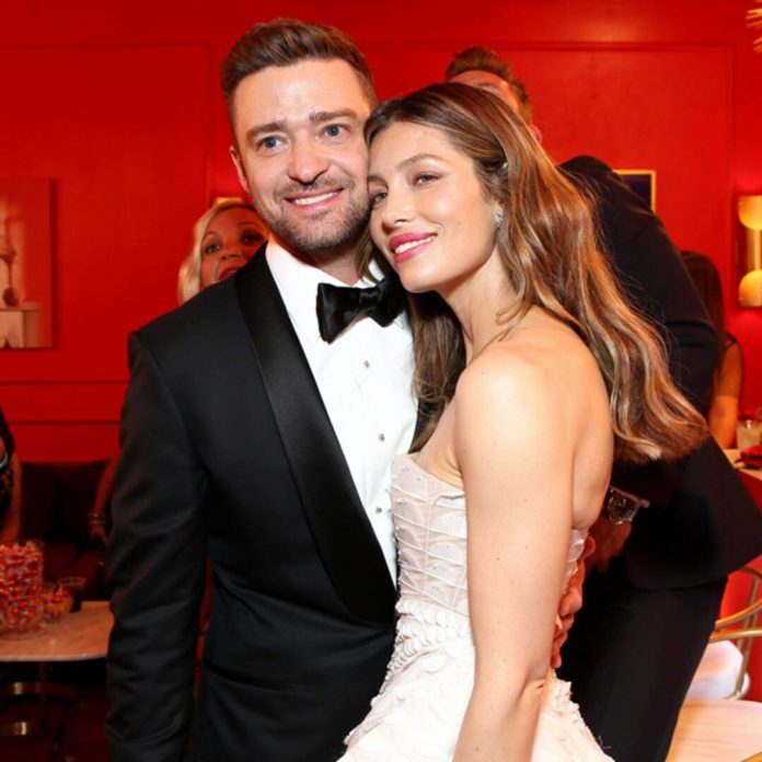 Celebrate Justin Timberlake & Jessica Biel's New Baby With Family Pics - E! Online