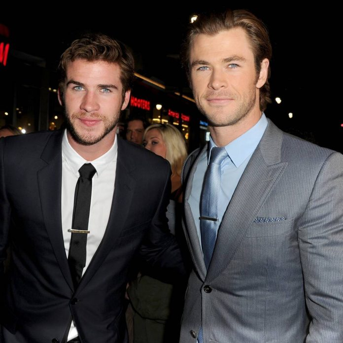 Chris Hemsworth Posts Throwback Pic in Honor of Liam's 30th Birthday - E! Online