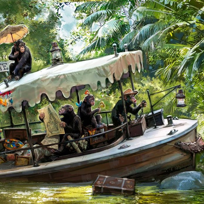 Disney Is Updating Its Controversial Jungle Cruise Ride - E! Online