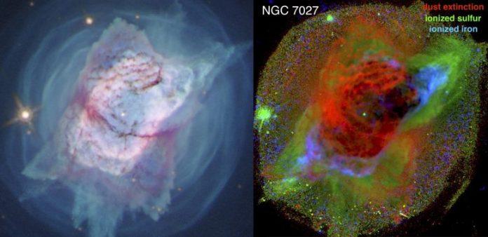 Jewel Bug Nebula Comparison