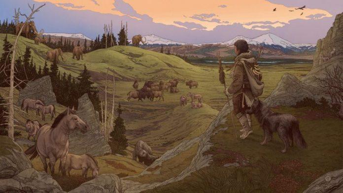 Paleoindian Landscape