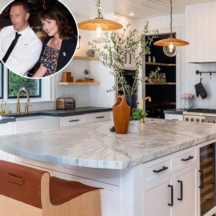 Go Inside Chris Martin and Dakota Johnson's $12.5 Million Malibu Home - E! Online