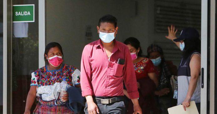 Guatemalan Maya families fear migrant relatives are among Mexican massacre victims