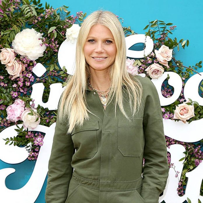 Gwyneth Paltrow Reveals NSFW Thing That'll Get Her Back Into Acting - E! Online