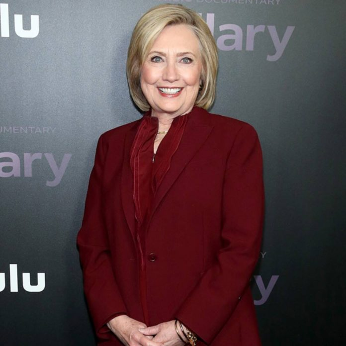 Hillary Clinton Delights Over Meeting Kamala Harris' Grand-Niece - E! Online