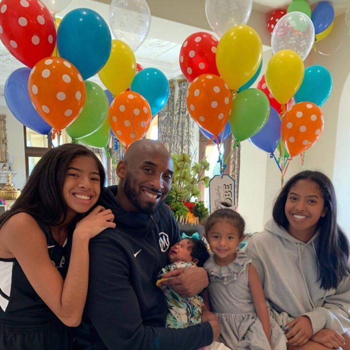 How Kobe Bryant Embodied the Joys of Being a Girl Dad - E! Online