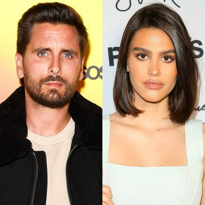 How Scott Disick's New Photo Is Subtly Connected to Amelia Hamlin - E! Online