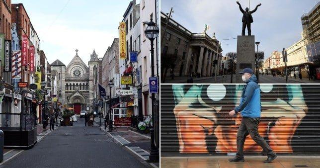 Scenes in Ireland