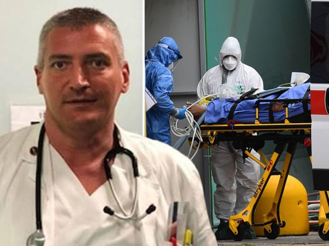 Italian doctor accused of killing Covid-19 patients to free up beds as hospital struggled to cope