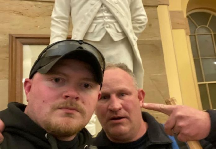 Jacob Fracker, Virginia National Guard corporal, charged in U.S. Capitol riot