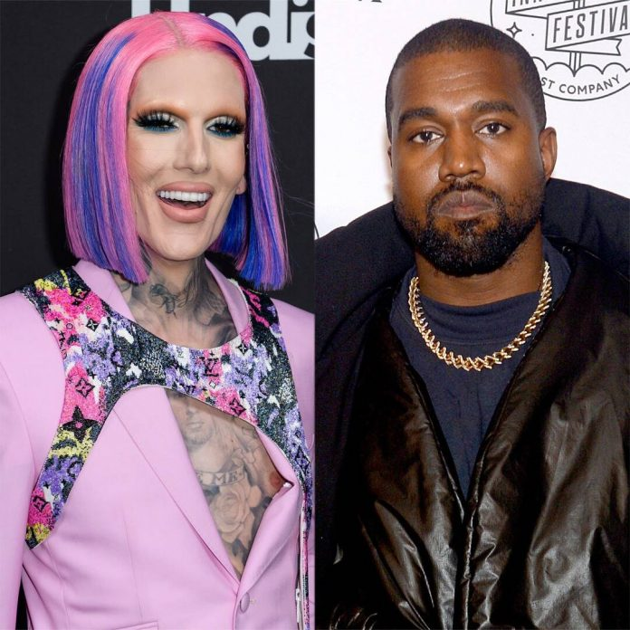 Jeffree Star Shuts Down Those Kanye West Dating Rumors Once & For All - E! Online