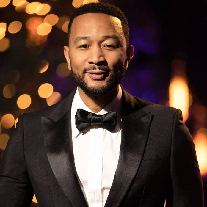 John Legend, Kerry Washington and More Stars Join Biden's Inauguration - E! Online