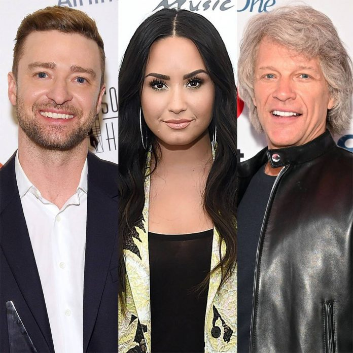 Justin Timberlake, Demi Lovato, More to Perform at Biden Inauguration - E! Online