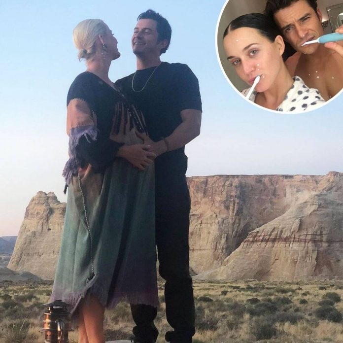 Katy Perry Marks Orlando Bloom's Birthday With Never-Before-Seen Pics - E! Online