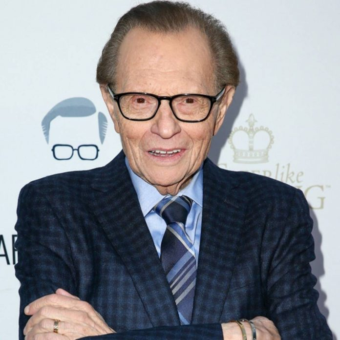 Larry King Dead at 87: Hollywood Reacts - E! Online