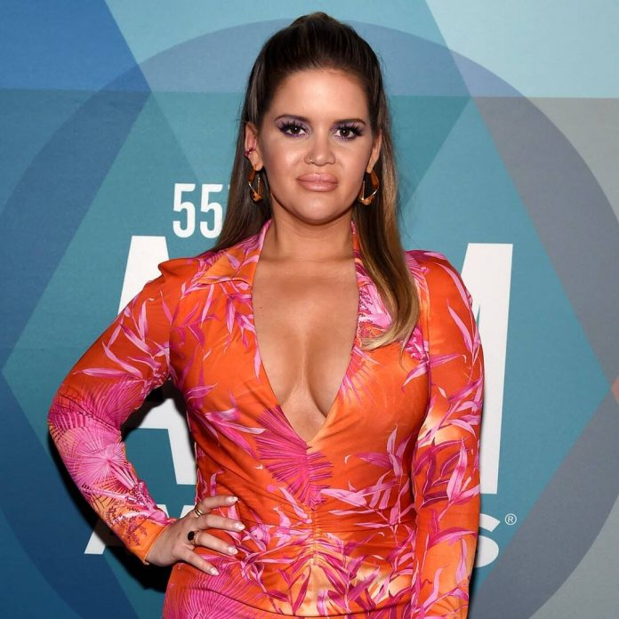 Maren Morris' Trainer Is Here to Bust You Out of Your Workout Rut - E! Online
