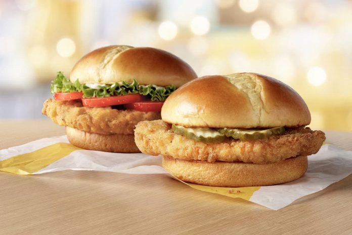 McDonald's will launch 3 chicken sandwiches on Feb. 24
