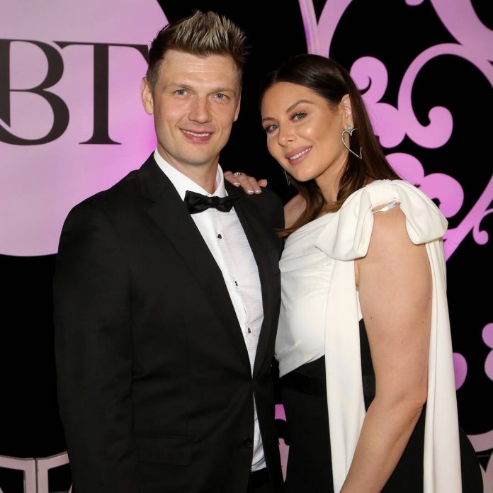 Nick Carter's Wife Lauren Is Pregnant After Multiple Miscarriages - E! Online