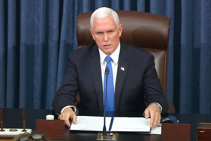 Pence plans to form political group as he moves beyond time with Trump and Capitol riot