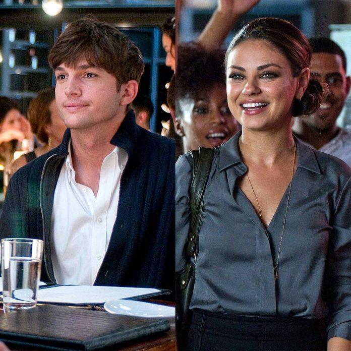 Remember When Ashton Kutcher & Mila Kunis Made Identical Movies? - E! Online