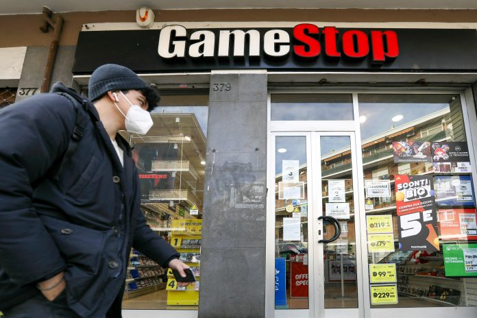 SEC reviewing GameStop frenzy, vows to protect retail investors