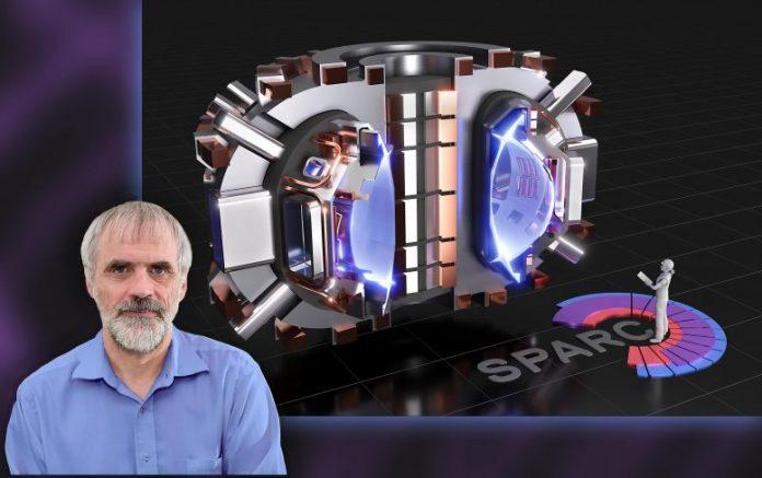Gerrit Kramer SPARC Fusion Reactor