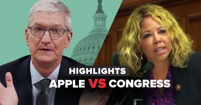 See Apple CEO Tim Cook's best moments before Congress - Video