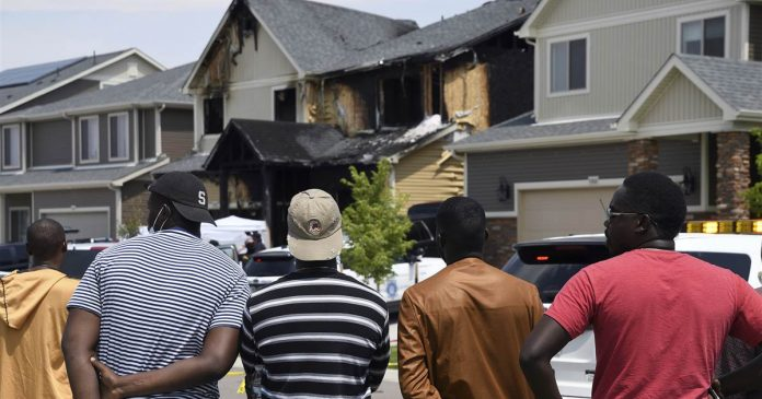 Senegalese community in Denver grief-stricken 6 months after family killed in fire