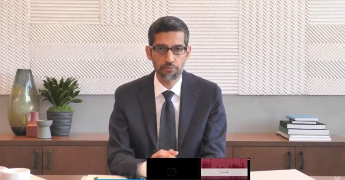 Sundar Pichai: Google is committed to keeping your information safe - Video