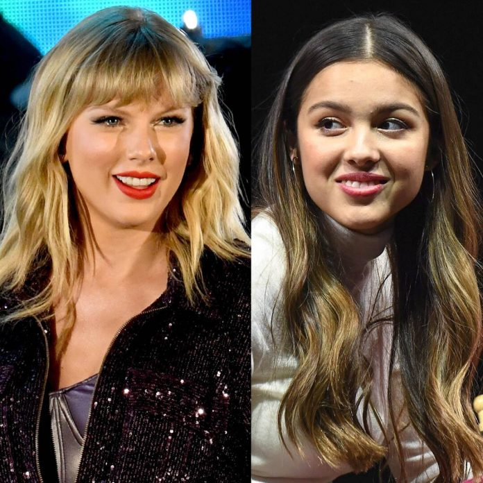 Taylor Swift Praises Olivia Rodrigo's