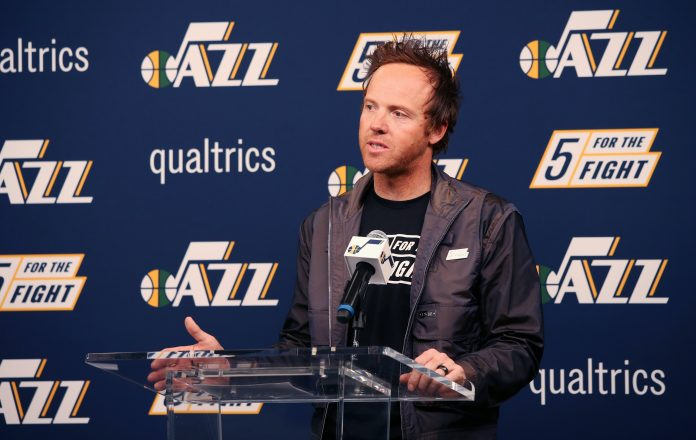 Utah Jazz owner Ryan Smith leads Qualtrics IPO as team moves to first