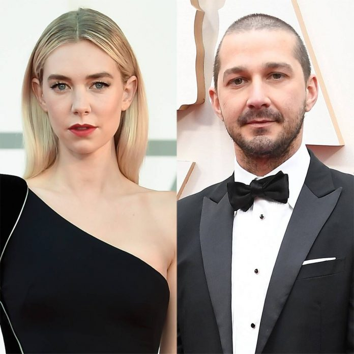 Vanessa Kirby Reacts to Abuse Allegations Against Co-Star Shia LaBeouf - E! Online