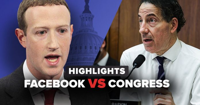 Watch highlights from Mark Zuckerberg's testimony before Congress - Video
