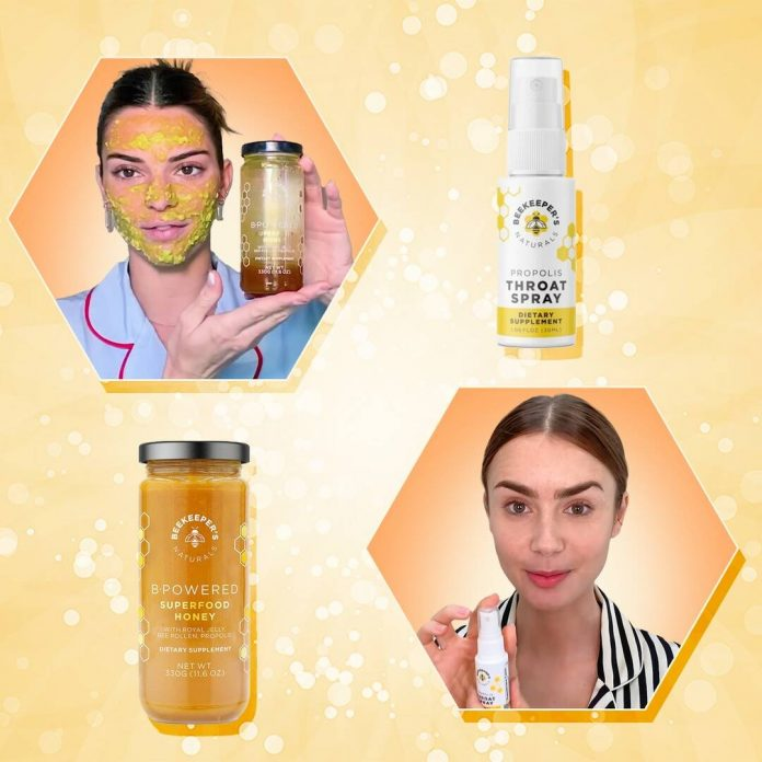 Why Kendall Jenner And More Celebs Love Beekeeper's Naturals - E! Online