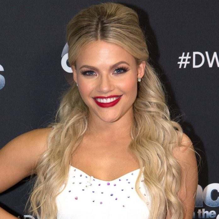 """Witney Carson Says She's """"So Proud"""" of Her Body After Giving Birth - E! Online"""