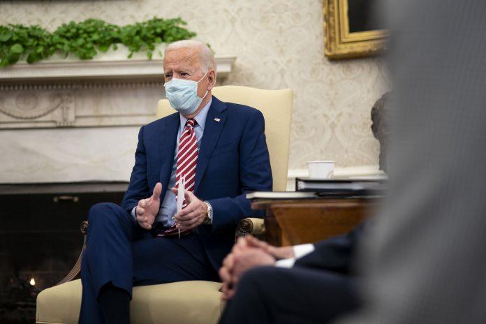 Biden calls on Congress to reform gun laws on anniversary of Parkland shooting