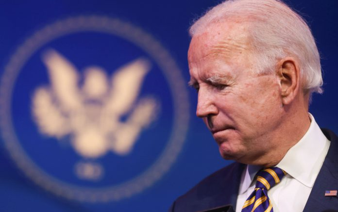 Biden says Iran must return to nuke deal before sanction relief