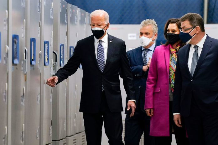 Biden says U.S. will seek to 'end cancer as we know it' after Covid pandemic