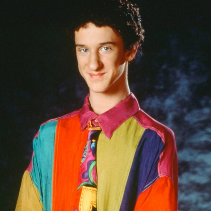 Dustin Diamond's Best Saved By the Bell Moments as Screech - E! Online