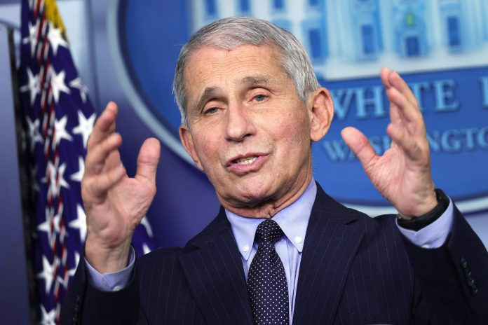Fauci says new data suggests 'long' Covid symptoms can last up to 9 months