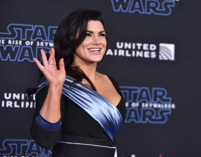 Gina Carano to work with Ben Shapiro's Daily Wire after Disney firing